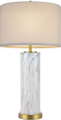 Lulu & Georgia Cupcakes and Cashmere Marble Table Lamp
