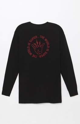 SUPERbrand Voltage Long Sleeve T-Shirt