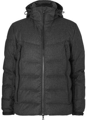Officine Generale Quilted Hooded Down Ski Jacket
