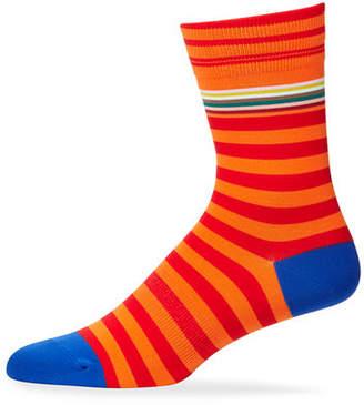 2338e60bc8dee5 Paul Smith Orange Men's Socks - ShopStyle