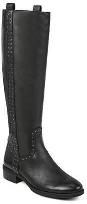 Sam Edelman Women's Prina 2 Wide Calf Tall Leather Boots