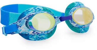Bling2o Kids' Snake Print Swim Goggles