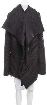 Rick Owens Long Puffer Coat