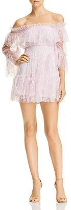 Alice McCall Only Hope Lace Mini Dress