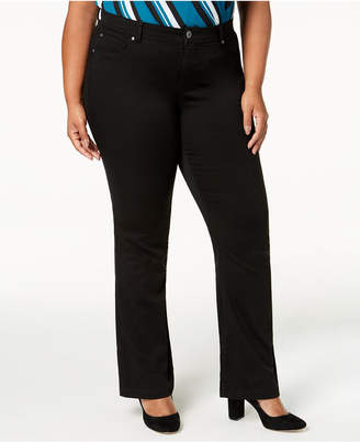INC International Concepts I.N.C. Plus Size & Petite Plus Bootcut Jeans, Created for Macy's