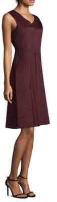 Max Mara Oggi A-Line Dress