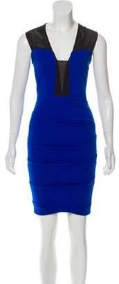 Yigal Azrouel Matte Jersey Dress w/ Tags