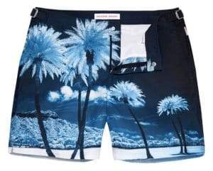 Orlebar Brown Bulldog Photographic Print Swim Shorts