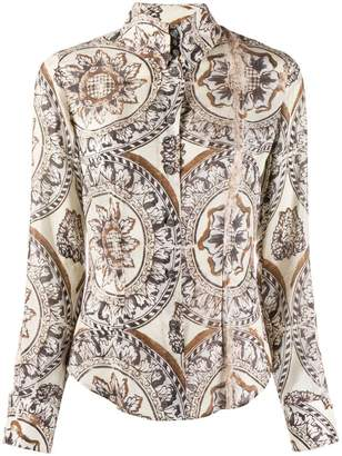 Vivienne Westwood Pre-Owned printed button down shirt