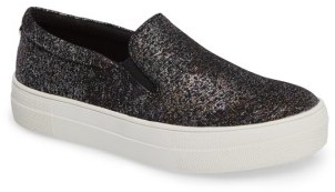 Women's Steve Madden Gills Platform Slip-On Sneaker $79.95 thestylecure.com