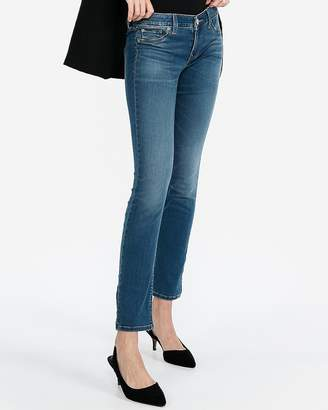 Express Low Rise Super Skinny Jeans