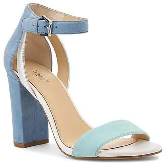 Botkier Women's Gianna Suede Ankle Strap High Heel Sandals