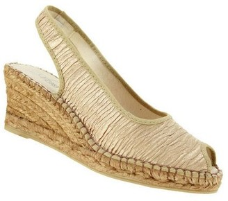 Spring Step Azura by Wedge Espadrille Sandals -Jeanette