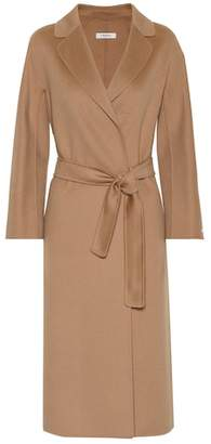 Max Mara S Esturia double-face wool coat