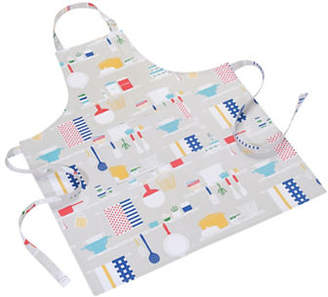 Now Designs Basic Cooks Collection Cotton Apron