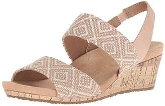 LifeStride Women's Marcela Wedge Sandal