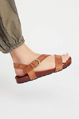 Free People Fp Collection Chasing Valleys Footbed