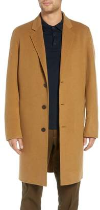 Vince Wool Blend Car Coat