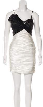 Terani Couture Sleeveless Mini Dress w/ Tags