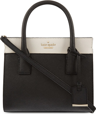kate spade new york Cameron Street mini Candace leather satchel $285 thestylecure.com