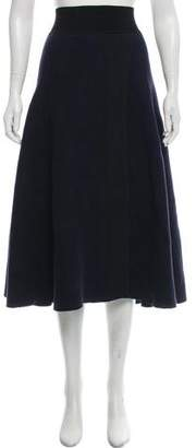 Celine Knit Midi Skirt