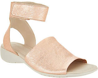 The Flexx Leather Ankle Strap Sandals - Beglad