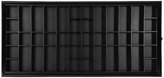 Asstd National Brand Large 35X16 Black Shot Glass Case