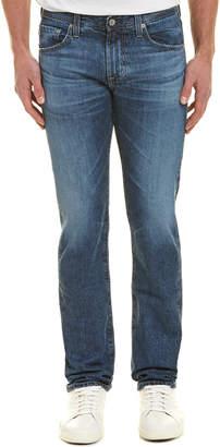 AG Jeans The Matchbox 10 Years Rmo Slim Straight Leg
