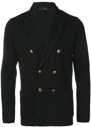 Lardini double breasted jacket