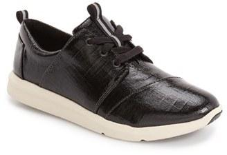 Women's Toms Del Rey Sneaker $88.95 thestylecure.com