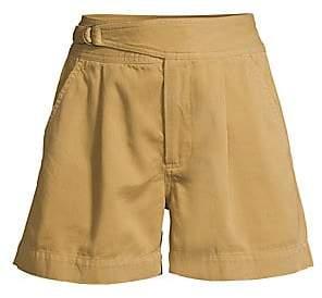 Polo Ralph Lauren Women's Montauk Cotton Chino Shorts - Size 0
