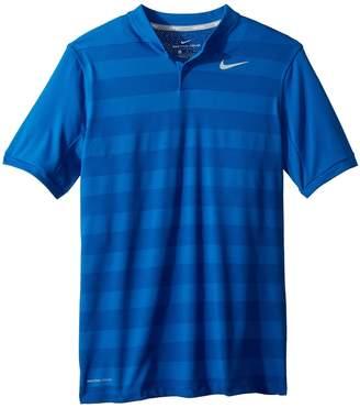 Nike Zonal Cooling Polo Stripe Boy's Clothing