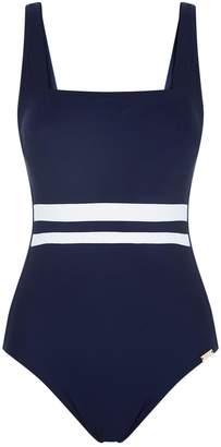 Maryan Mehlhorn Double Stripe Swimsuit