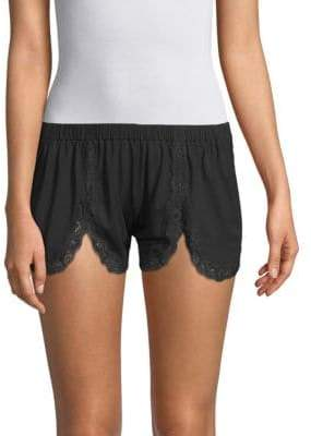 Mimi Holliday Lace-Trimmed Shorties
