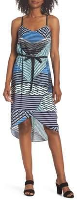 Felicity & Coco Heidi Geo Print Dress