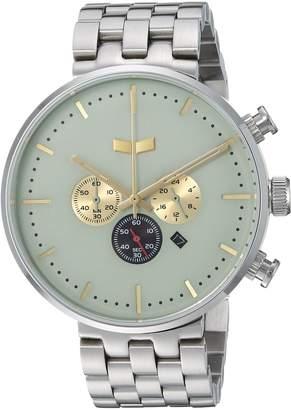 Vestal Women's ' Quartz Stainless Steel Dress Watch, Color Silver-Toned (Model: RSC42M01.5SVX)
