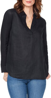 NYDJ Linen Tunic