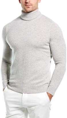 Amicale Cashmere Turtleneck Cashmere Sweater
