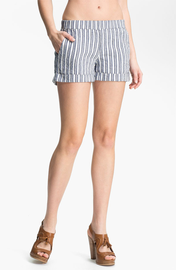 Ella Moss 'Kaycee' Stripe Shorts