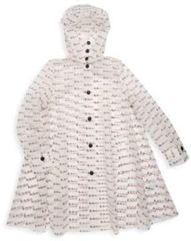 Burberry Little Girl's& Girl's Penelope Trench Coat