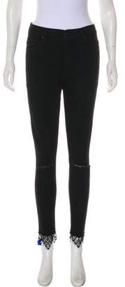 Mother Swooner High-Rise Jeans