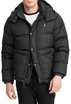 Polo Ralph Lauren Water-Repellent Down Puffer Jacket