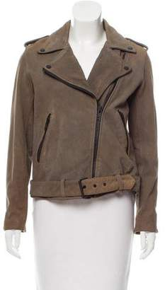 Current/Elliott The Prospect Leather Jacket w/ Tags