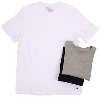 Tommy Hilfiger Cotton Crew Neck Shirt 3-Pack