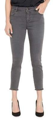 Buffalo David Bitton Faith Mid-Rise Skinny Jeans