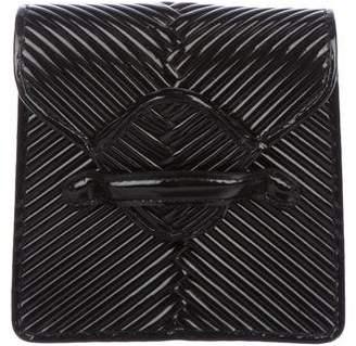 Bottega Veneta Patent Leather Mini Bag