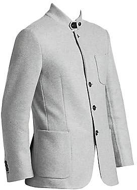 Ermenegildo Zegna Men's Cashmere Double Jacket