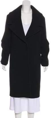 Halston Alice + Olivia Long Wool Coat