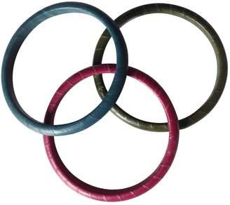 Marc Jacobs Multicolour Wood Bracelet