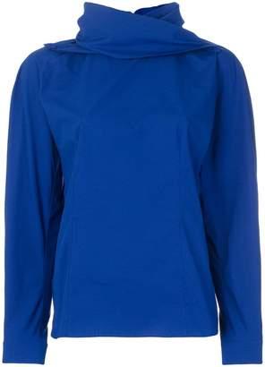 DELPOZO roll neck sweatshirt